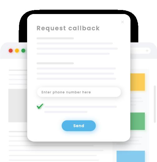 data driven tool callback widget